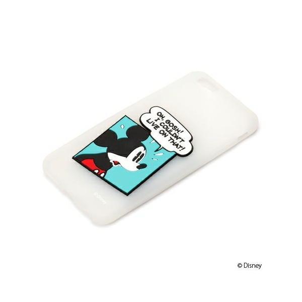 iPhone6sPlus iPhone6Plus シリコンケース ミッキーマウス PG-DCS051MKY|pg-a