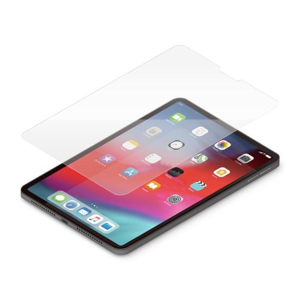 iPad Pro 11インチ用 液晶保護フィルム ハードコート/指紋・反射防止 pg-a 02