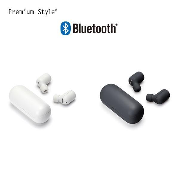 Bluetooth 4.2搭載 トゥルーワイヤレス ステレオイヤホン