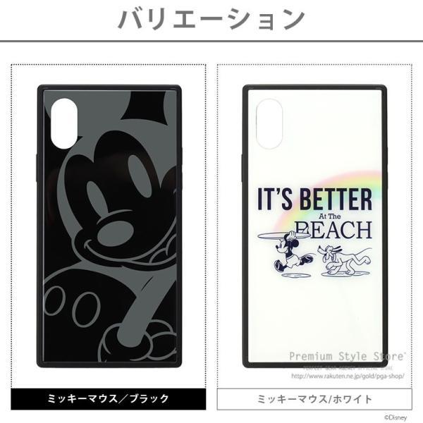 iPhone Xs/X用 ガラスハイブリッドケース|pg-a|07