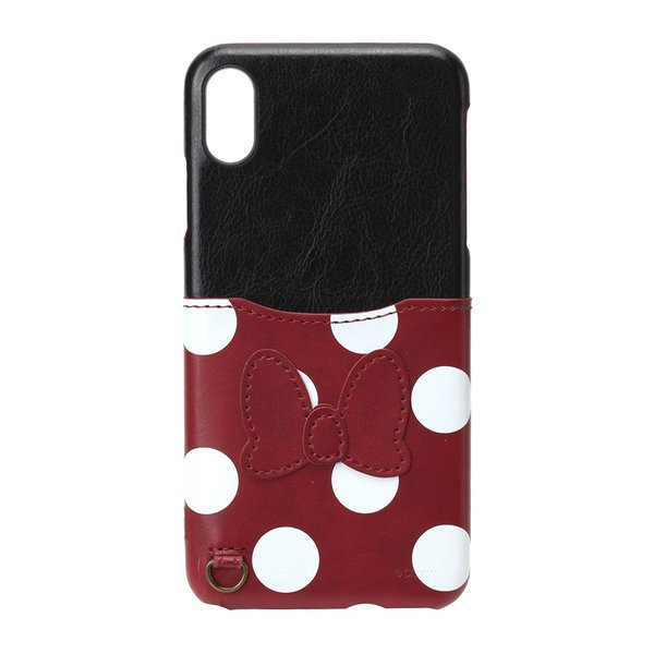iPhone XS Max用 ディズニーキャラクター ハードケース ポケット付き|pg-a|07
