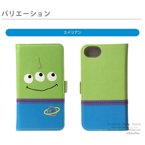 ディズニー iPhone8 iPhone7 iPhone6s iPhone6 ピクサーキャラクター PIXAR フリップカバーディズニー ピクサー 手帳|pg-a|05