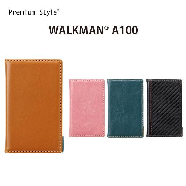 WALKMAN NW-A100用 フリップカバー