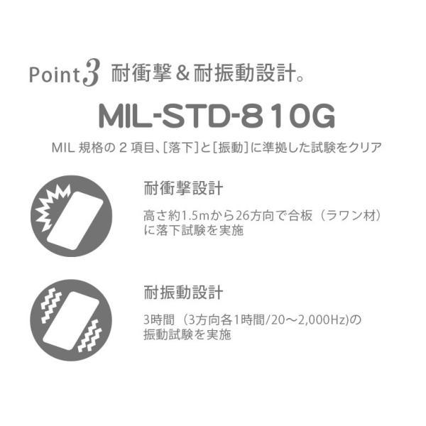 San-X iPhone XR用 ハイブリッドタフケース pg-a 04