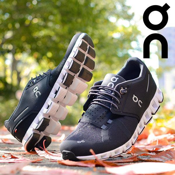 ランニングシューズ On オン CLOUD クラウド メンズ ジョギング マラソン 軽量 靴 スニーカー 簡単脱着 スリッポン