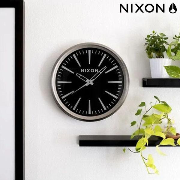 ニクソンNIXONSentryWallClock日本正規品壁掛け時計ウォールウォッチクロックスケートボードストリートサーフ202