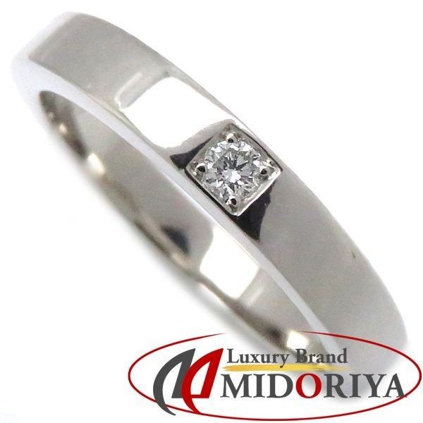info for 95aa3 e6505 ブルガリ BVLGARI マリーミーリング ダイヤモンド1P Pt950 9.5号 プラチナ 指輪/099215【中古】  :099215:株式会社MIDORIYA - 通販 - Yahoo!ショッピング