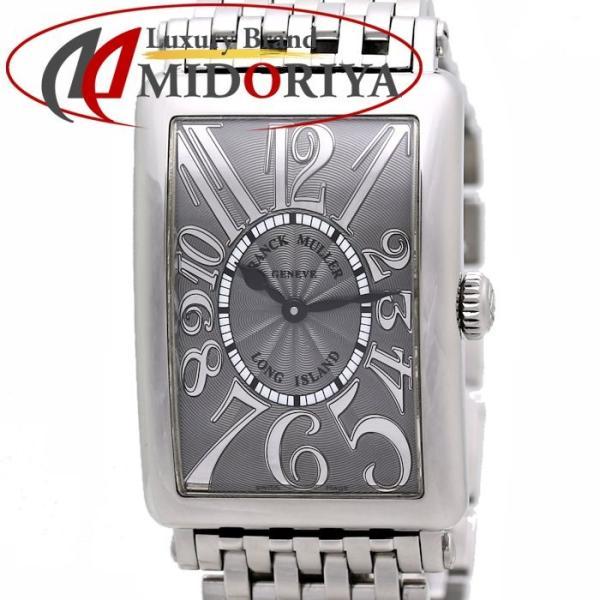 size 40 c5ee8 b688b フランクミュラー 952 QZ REL ロングアイランド レリーフ 100本限定 FRANCK MULLER レディース /35874【中古】 腕時計