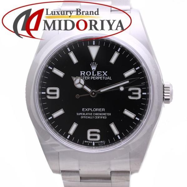 ロレックスROLEXエクスプローラー214270ランダムシリアルメンズ/36615 未使用 腕時計