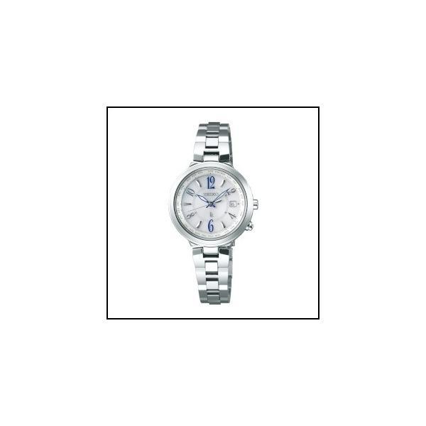 セイコー  ルキア  ソーラー 電波 時計  レディース 腕時計 SSVV033