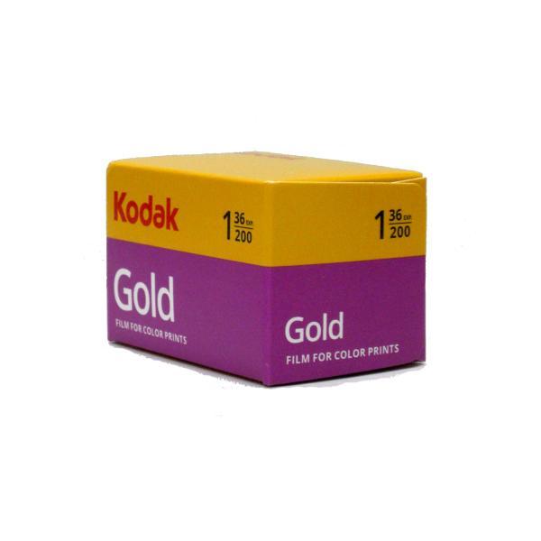 コダック ゴールド 200 36枚撮り (kodak GOLD 200 カラーネガフィルム)