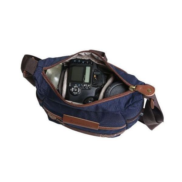 バンガード(Vanguard)カメラバッグ Havana 21BL ネイビー
