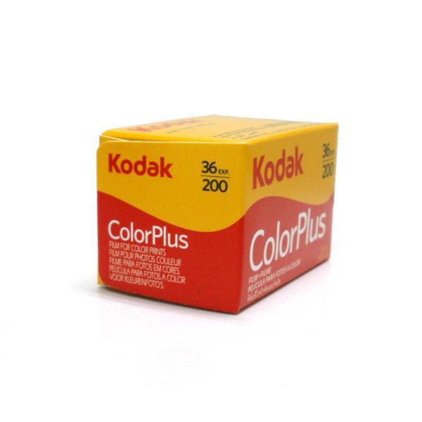 コダック Color Plus 200 36枚撮り (kodak カラープラス 200 カラーネガフィルム)