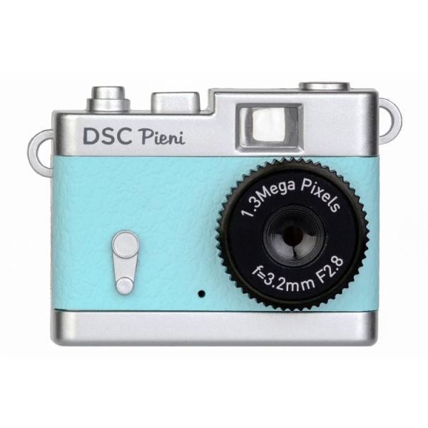ケンコー デジタルカメラ DSC Pieni SB スカイブルーの画像