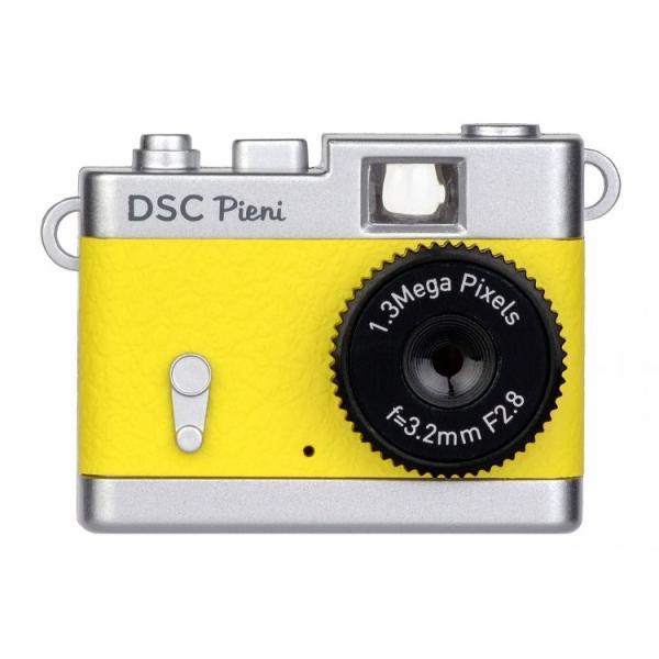 ケンコー デジタルカメラ DSC Pieni LY レモンイエローの画像