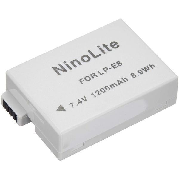 キャノン(Canon) LP-E8互換バッテリー EOS Kiss X4/X5/X6i/X7i対応