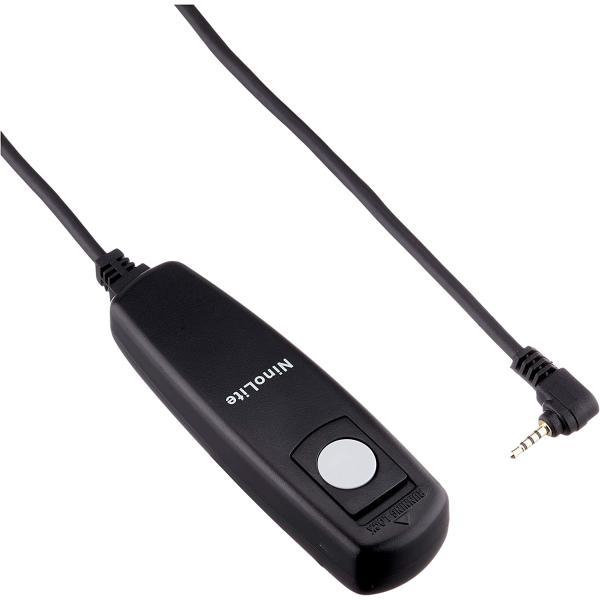 R8 発送番号有 パナソニック(Panasonic) DMW-RS1/DMW-RSL1 シャッターリモコン リモコンスイッチ レリーズ 互換品 リモートシャッター