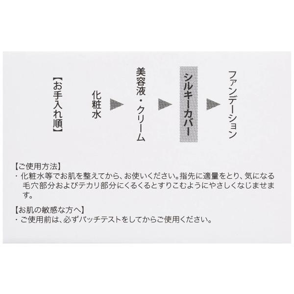 アプロス シルキーカバーオイルブロック 28g pia-store 04