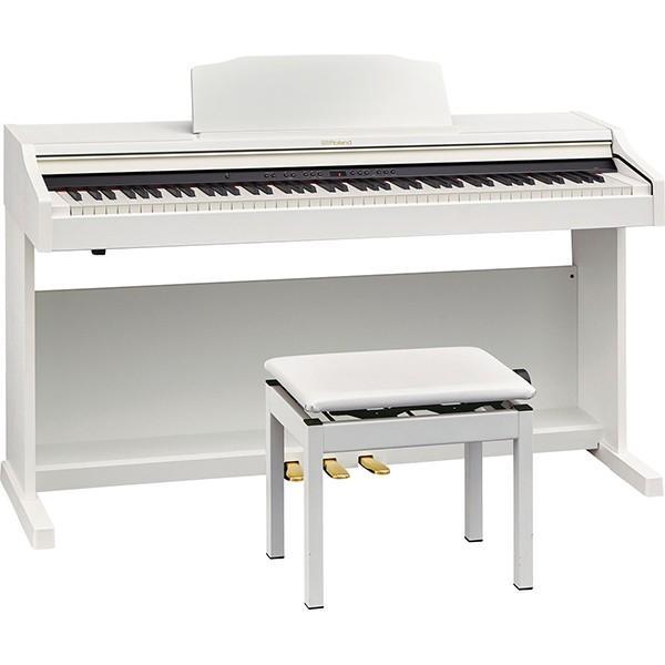 電子ピアノローランドデジタルピアノRP501RWHS(お届けのみお客様組立)