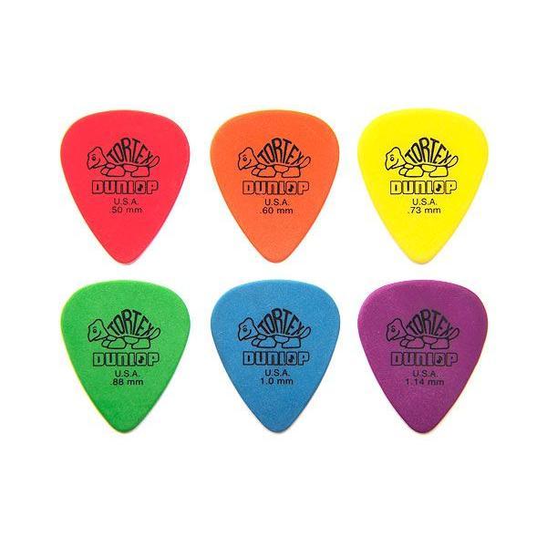 Jim Dunlop ギターピック 418R TORTEX STANDARD|pick-store