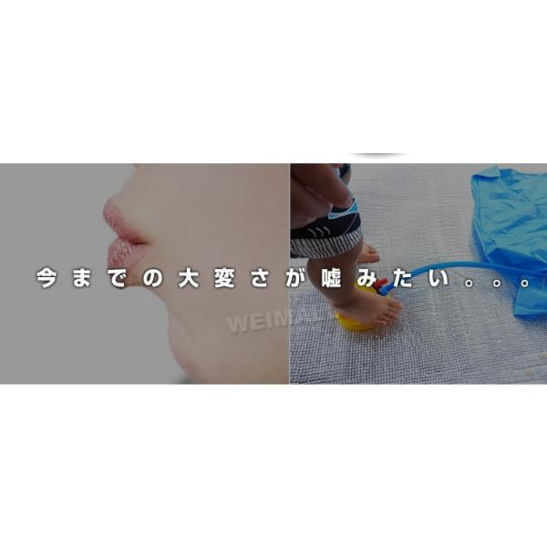 電動ポンプ 空気 プール 家庭用 エアーベッド 電動エアーポンプ 空気入れ AC電源 100V  DC12V シガーソケット|pickupplazashop|04
