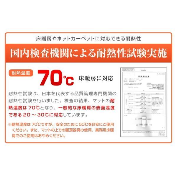タイルカーペット 洗える 床暖房対応 30cm 81枚 ラグ ジョイントマット パネルカーペット|pickupplazashop|12