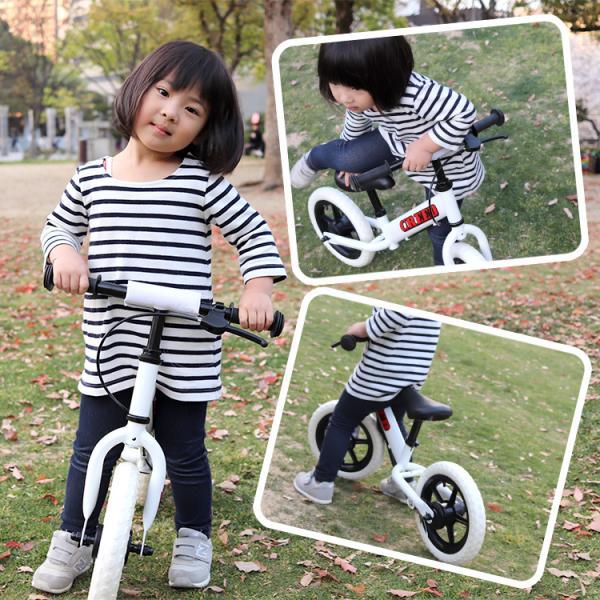 キッズバイク キックバイク 3歳〜 子供用自転車 バランスバイク ブレーキ付 ペダル無し 幼児 おもちゃ pickupplazashop 09