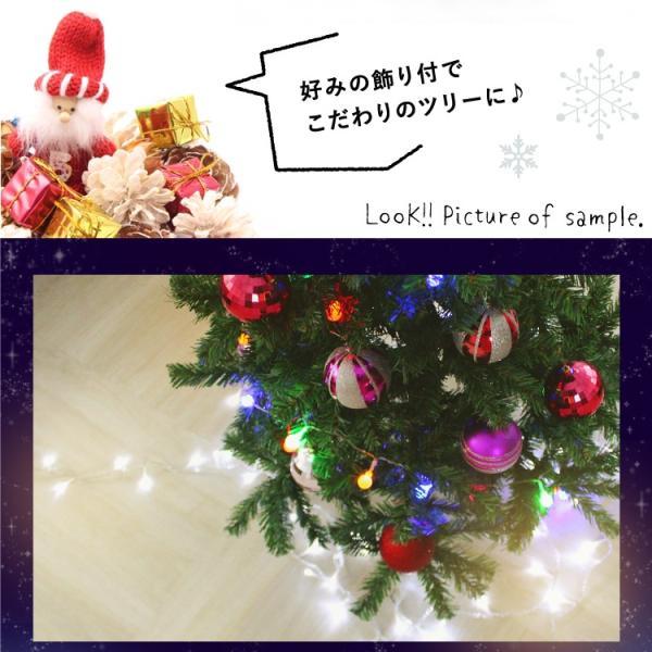 クリスマスツリー 北欧風 飾り180 cm ヌードツリー コニファー 針葉樹|pickupplazashop|04