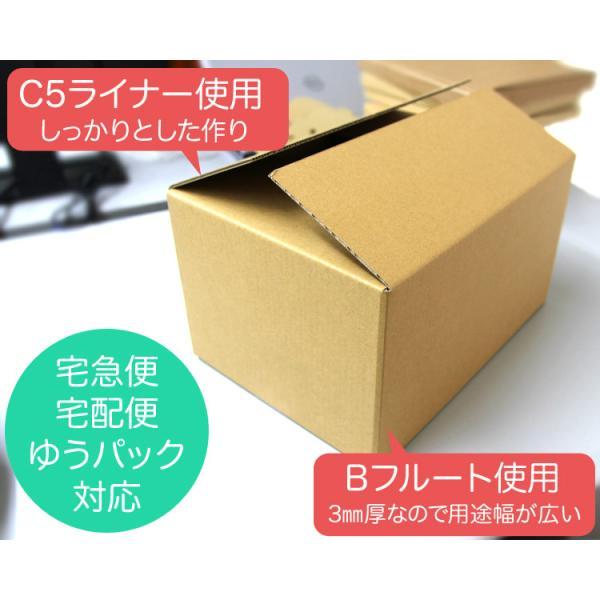 ダンボール 段ボール 80サイズ 10枚 茶色 日本製 引越し 無地 梱包|pickupplazashop|03
