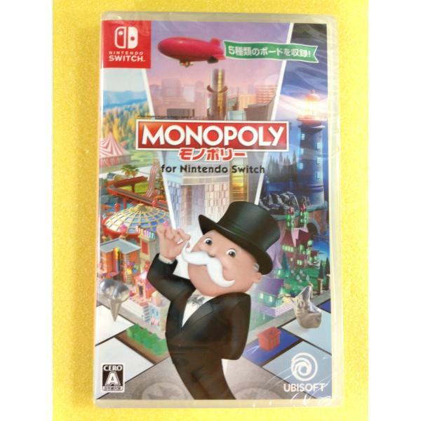 モノポリー for Nintendo Switch|picopicoshop