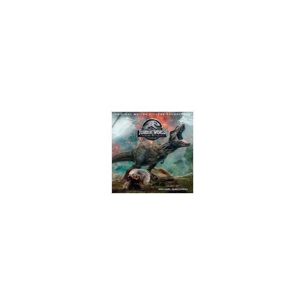 JURASSICWORLD/MICHAELGIACCHINOマイケル・ジアッキーノ(輸入盤)(CD)0859372007250-