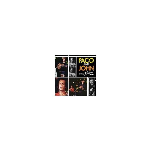 PACO & JOHN LIVE AT MONTREUX 1987 / PACO DE LUCIA / JOHN MCLAUGHLIN (輸入盤) (2CD+DVD) 5051300205928-JPT