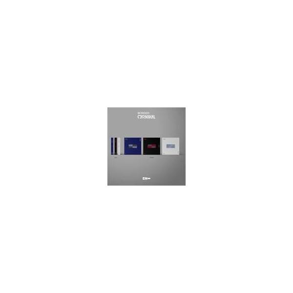 (おまけ付)2021.04.27現地発売2NDMINIALBUM:BORDER:CARNIVAL/ENHYPENエンハイフン(輸