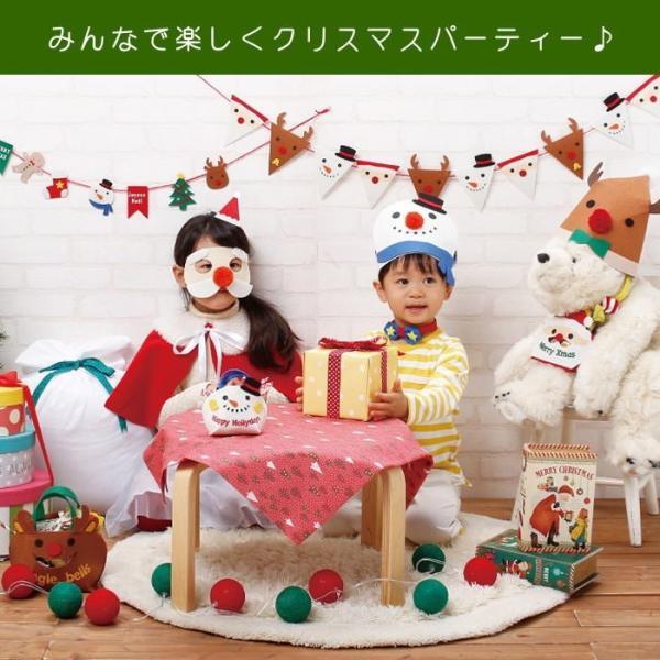 即出荷 クリスマス会 ミニバッグ 子供 キッズ ギフト サンタ トナカイ スノーマン 雪だるま クリスマス用品 飾り ラッピング プレゼント おしゃれ かわいい|piglet|06