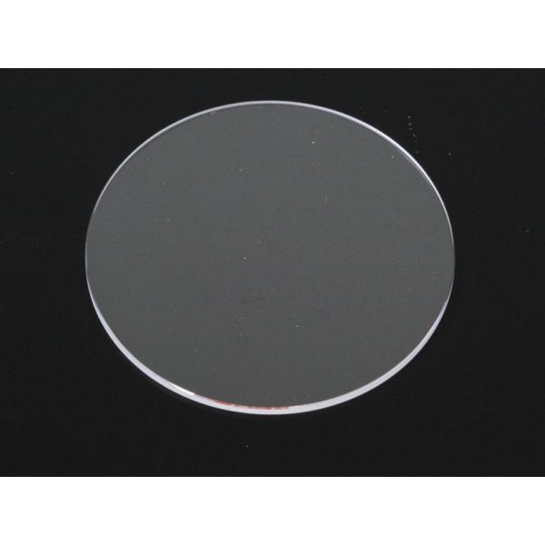 ファッション 腕時計 交換用パーツ 盤面ガラス 風防/平面タイプ/サファイアガラス #31.5×1mm
