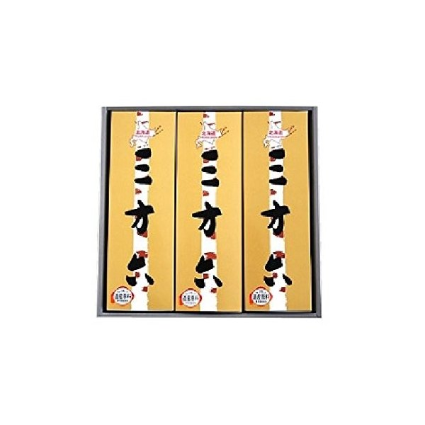バームクーヘン 三方六プレーン(3本セット) 夏季クール便配送|pika-ichi