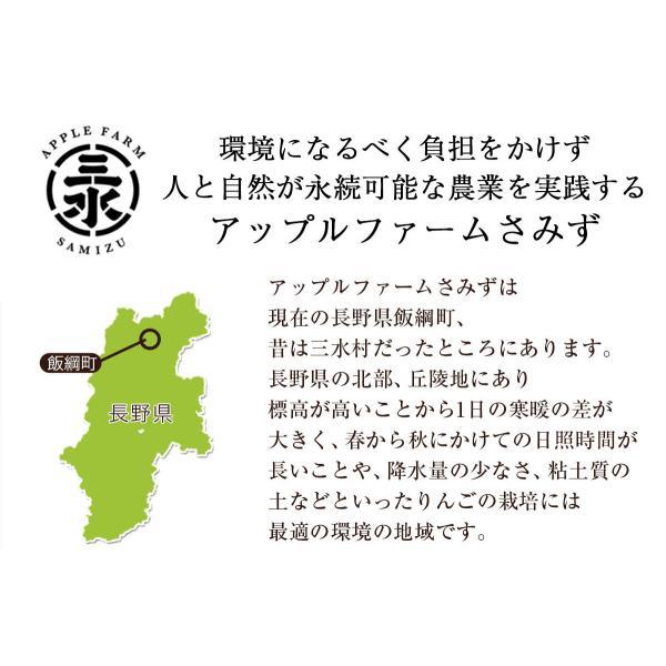 樹上完熟なので甘みが違う!「長野県産」りんご 5Kg(りんご 訳あり)(特別栽培農産物)|pika831|06