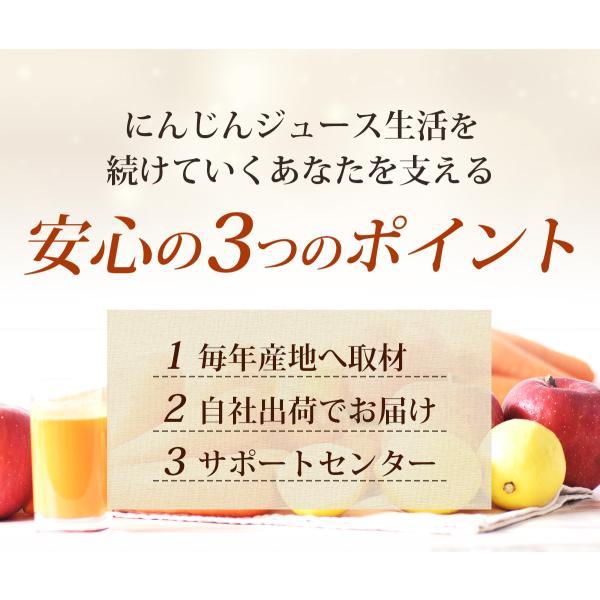 にんじん 人参 送料無料 野菜セット 無農薬にんじん5kg+慣行栽培りんご3kg+慣行栽培レモン1kg|pika831|10