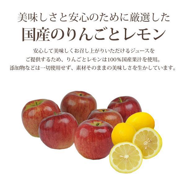 繊維入りにんじんりんごレモンジュース 1000ml×1本 栄養機能性食品 ビタミンA ストレートジュース 無農薬人参 食品|pika831|12