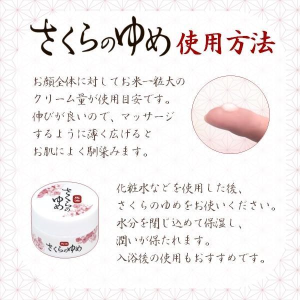 【保湿クリーム】さくらのゆめ◇◇手肌のリラックスケア◇◇|pikasshu1081|04