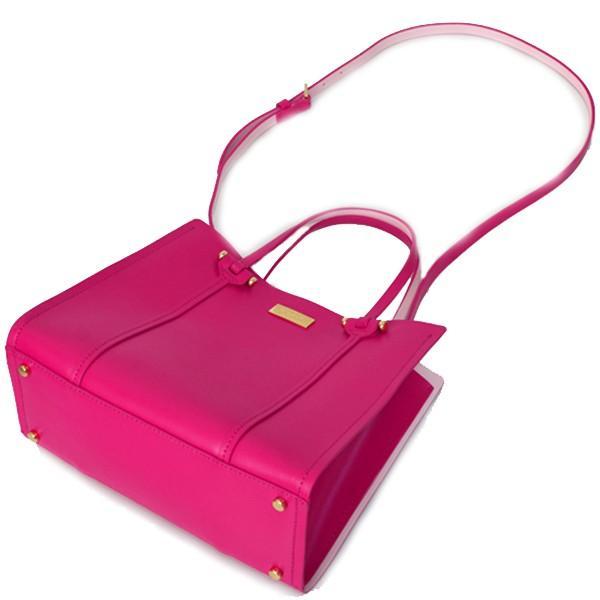 ケイトスペード バッグ katespade レザー アーバー ヒル 2WAY ショルダー バッグ ピンク×ライトピンク 3036