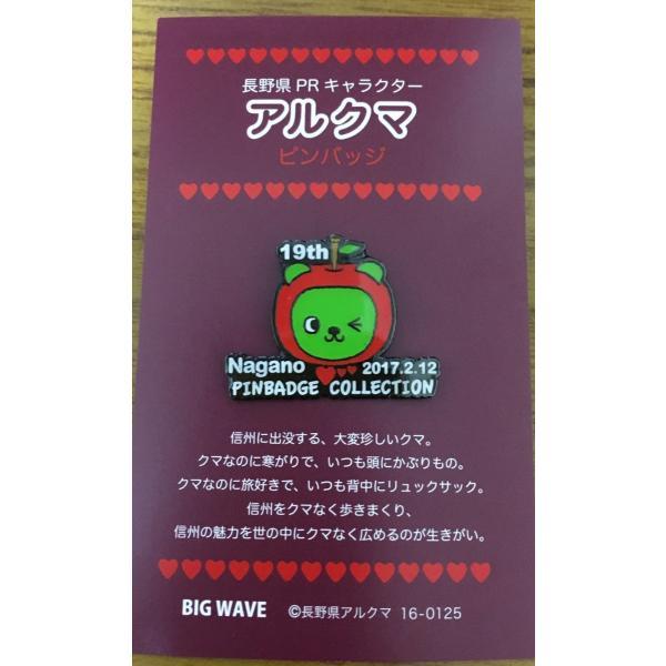 アルクマ×ピンコレ ピンバッジ|pin-bigwave|02