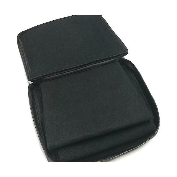 ピンバッグ(黒)Mサイズ・ピンバッジバッグ|pin-bigwave|03