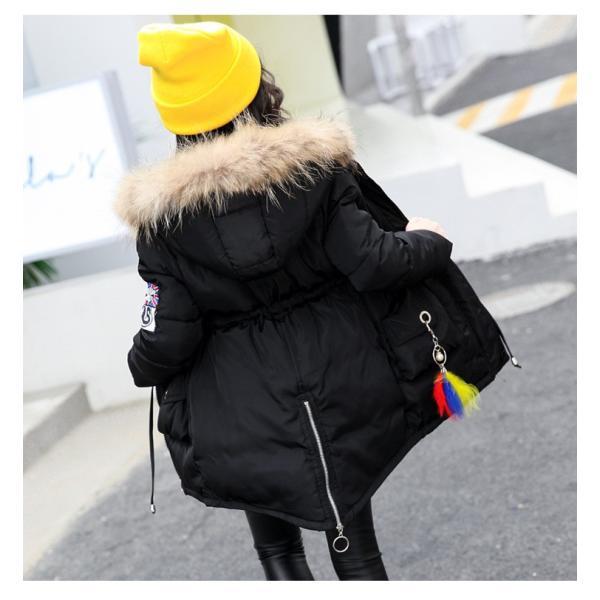 5267ef2b6221d ... ダウンジャケット ダウンコート 子供 防寒 暖かい 女の子 アウター|pink-dolly|06