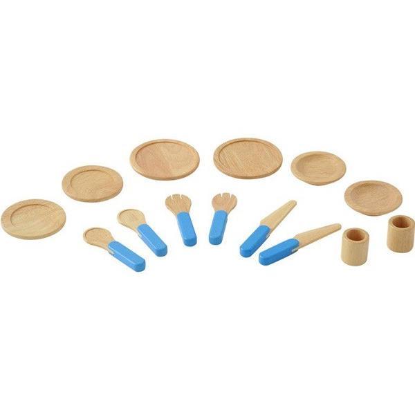 ままごと テーブルウェア エデュテ ボイラ Voila おもちゃ 木製玩具 ごっこ遊び 女の子 育児 誕生日 プレゼント 一部地域送料無料 pinkybabys 02