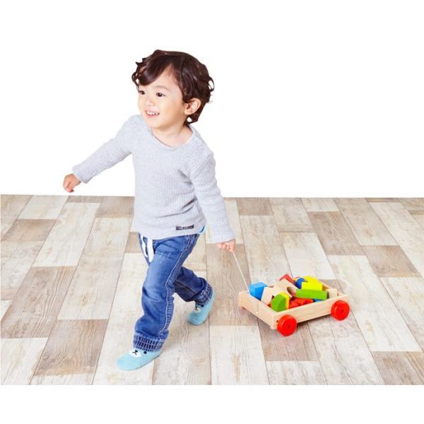 積木 ベーシックブロックス オンウィールズ S501H ボイラ Voila 2歳からOK 積み木 つみ木 木のおもちゃ ギフト プレゼント 誕生日 クリスマス 里帰り|pinkybabys|04