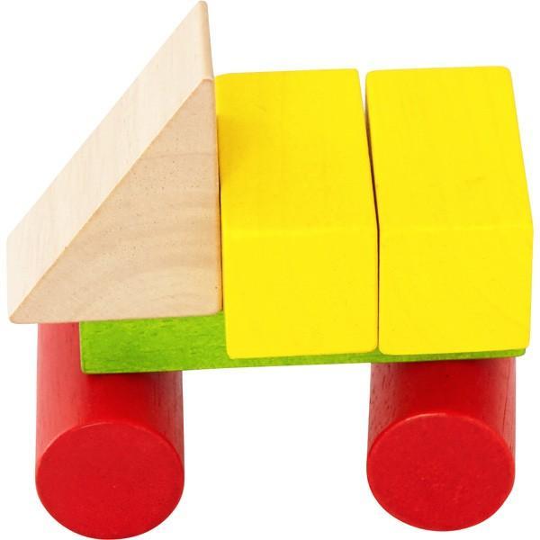 積木 ベーシックブロックス オンウィールズ S501H ボイラ Voila 2歳からOK 積み木 つみ木 木のおもちゃ ギフト プレゼント 誕生日 クリスマス 里帰り|pinkybabys|09