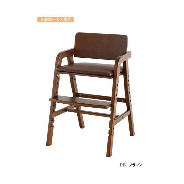 ベビーチェア キトコ キッズダイニングチェア 大和屋 yamatoya 子ども用家具 室内 リビング 椅子 イス 木製 ギフト プレゼント お祝い 送料無料 ポイント10倍|pinkybabys|07