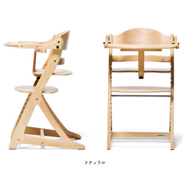 ベビーラック チェア すくすくチェア プラス テーブル付 木製 大和屋 yamatoya 送料無料 ベビー キッズ 大人 椅子 ハイチェア 出産 お祝い ギフト|pinkybabys|03