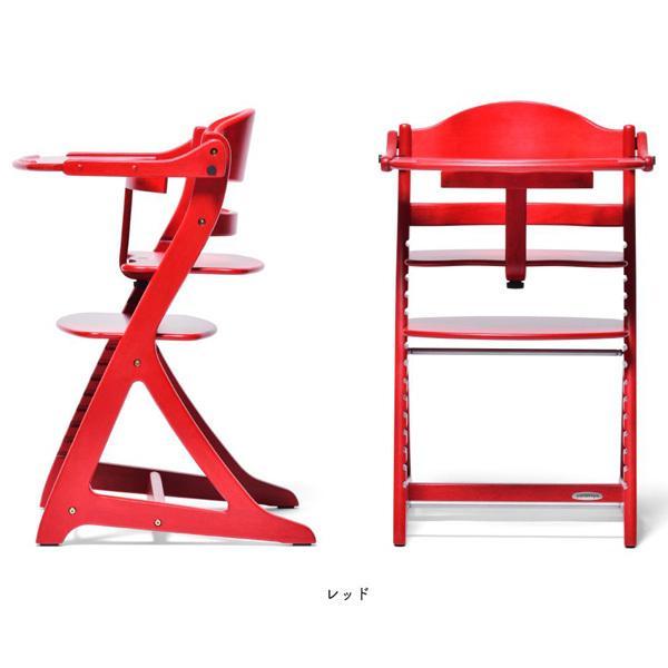 ベビーラック チェア すくすくチェア プラス テーブル付 木製 大和屋 yamatoya 送料無料 ベビー キッズ 大人 椅子 ハイチェア 出産 お祝い ギフト|pinkybabys|06